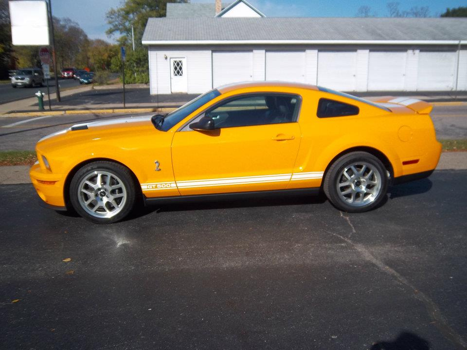 Mustang Tornado Photo After Restoration