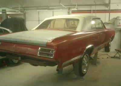 1965 Olds Cutlass restored | Trunk repair
