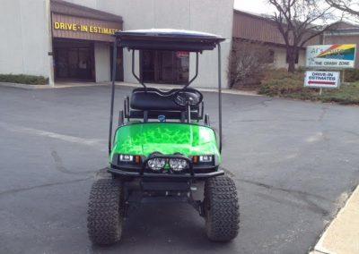 Golf Cart Customization photo