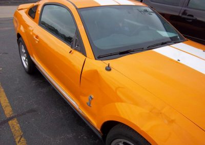 2011 Mustang Tornado | front passenger angle of completed work