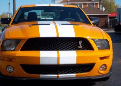2011 Mustang Tornado | front